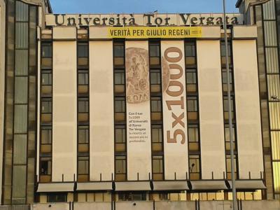 Università di Roma Tor Vergata, rettorato